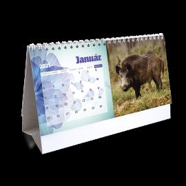 Stolový kalendár 220x105mm...